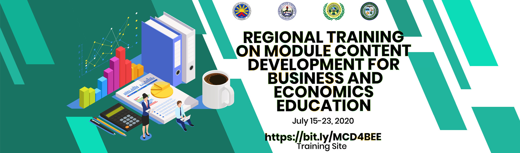 Regional Training on Module Content Development for Business and Economics Education